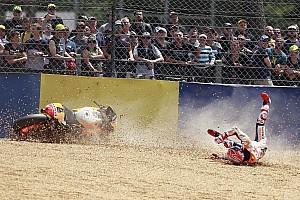 MotoGP Son dakika Marquez, Le Mans kazası öncesinde motorda rahat değilmiş