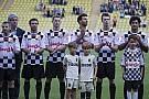Гонщики против звезд: как прошел футбольный матч перед Гран При Монако