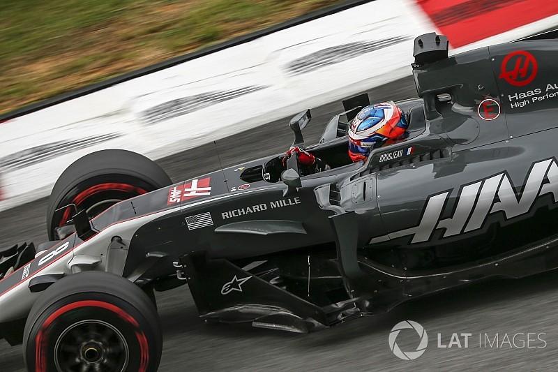 La FIA explique l'accident de Grosjean