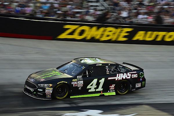 NASCAR Cup Kurt Busch celebró inspirado sus 600 arranques en la Cup