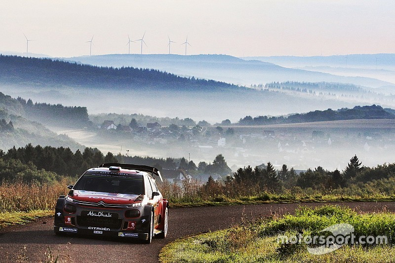 "Revised Rally Germany route criticised as ""boring"" and ""dull"""