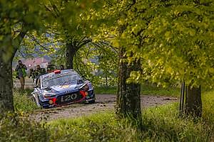 WRC Noticias de última hora Un accidente acaba con la opciones de Sordo en Alemania