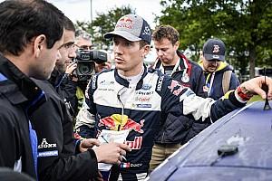 WRC Noticias de última hora Meeke recibiría con los brazos abiertos a Ogier en Citroen