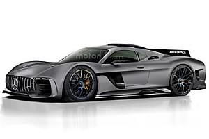OTOMOBİL Ön Bakış Mercedes-AMG Project One hakkında her şey