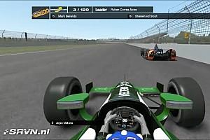 Videogames Special feature Live sim racing: SRVN F2000 op Le Mans Bugatti Circuit