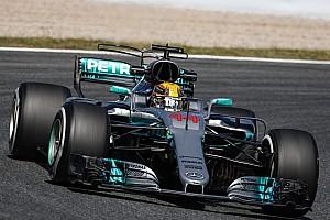 Formula 1 Practice report Spanish GP: Hamilton tops FP2 as Ferrari closes in