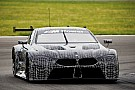 VÍDEO: estreia da BMW M8 GTE em teste de pista