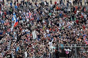 Formula 1 Son dakika Britanya GP'sini 344 bin biletli seyirci izlemiş