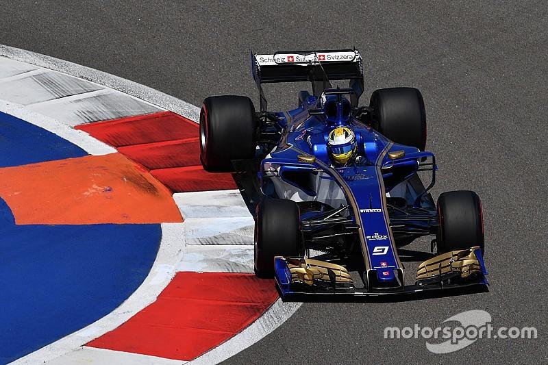 Sauber verschiebt großes Update des F1-Autos auf GP von Monaco
