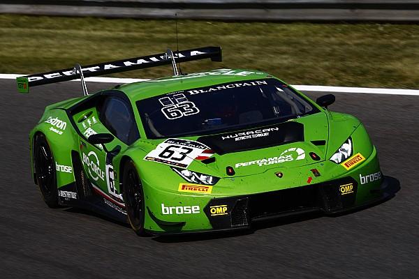 Blancpain Sprint Репортаж з гонки BSS у Брендс-Хетчі: друга перемога Lamborghini