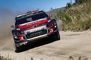 WRC Noticias de última hora Los dos Citroën, fuera de carrera en Argentina
