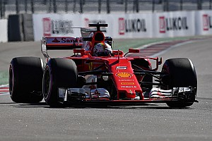 Formel 1 Trainingsbericht Formel 1 2017 in Sochi: Sebastian Vettel mit neuer absoluter Bestzeit