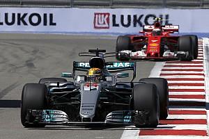 Formel 1 Ergebnisse Formel 1 2017 in Sochi: Ergebnis, Qualifying