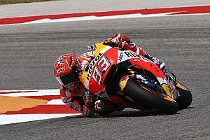 MotoGP Relato de classificação Márquez bate Viñales e é pole em Austin; Rossi é 3º