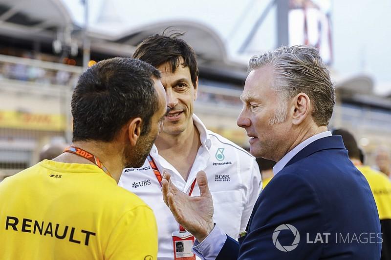 Renault-Teamchef findet: Mercedes macht unfaire Verträge