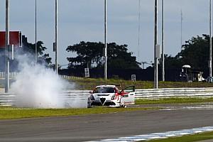TCR Ultime notizie I commissari danneggiano il motore dell'Alfa Romeo, Kajaia parte ultimo