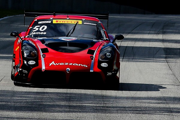 PWC Race report Sonoma PWC: James nails sixth GTS victory for Panoz