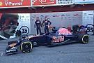 Toro Rosso STR11, non c'è solo il vestito nuovo