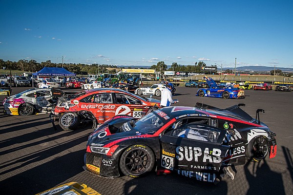 Supercars to assess Bathurst safety after 12 Hour shunt
