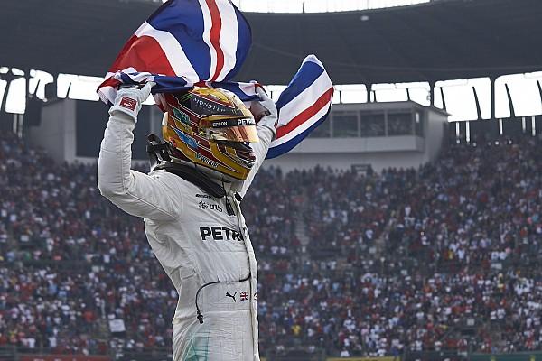 Формула 1 Самое интересное Аллея славы. Все чемпионы 2017 года