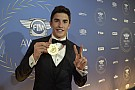 Márquez, protagonista en la entrega de premios de la FIM