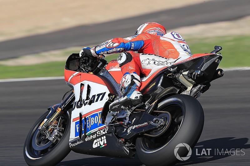 Jerez MotoGP testinin ikinci gününü Dovizioso ilk sırada tamamladı