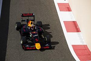 جي بي 3 تقرير السباق جي بي 3: كاري يحرز فوزه الأوّل من بوابة السباق الافتتاحي في أبوظبي