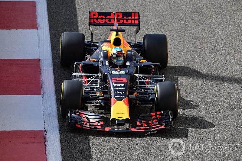 Les pilotes en piste pour les essais d'Abu Dhabi