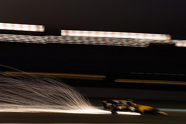 Formule 1 Diaporama GP d'Abu Dhabi - Les 25 meilleures photos de vendredi