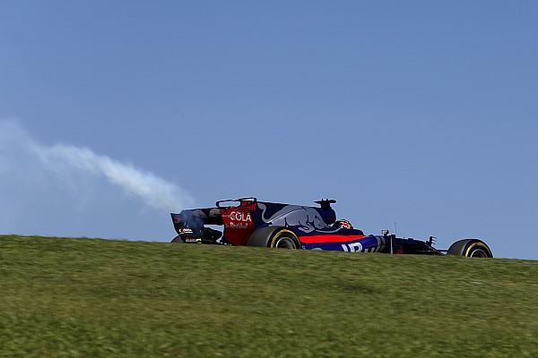 Renault dice que los numerosos problemas de Toro Rosso no son coincidencia
