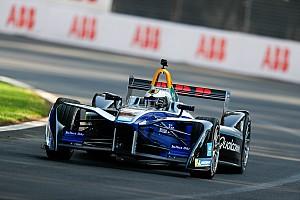 Formule E Nieuws Carmen Jorda test Formule E-auto:
