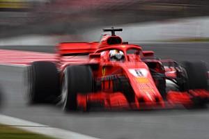 Formula 1 Test raporu Barcelona testleri 2. gün: Vettel lider, McLaren sorun yaşadı