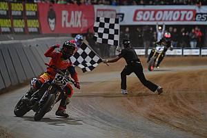 Motorrad Rennbericht Superprestigio: JD Beach gewinnt in Barcelona