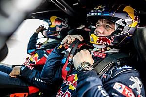 Officiel - Loeb revient sur le Dakar en 2019
