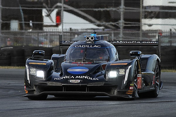 IMSA Test Test Daytona, Giorno 3: ancora Cadillac davanti con Wayne Taylor Racing