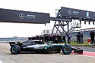 Формула 1 Новая машина Mercedes: все фотографии с обкатки и презентации