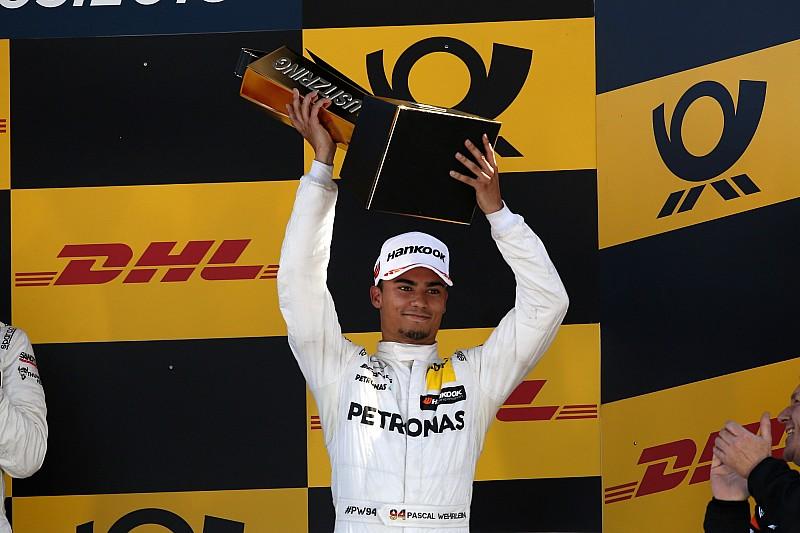 Верляйн: Забуття стилю Ф1 - шлях до титулу в DTM