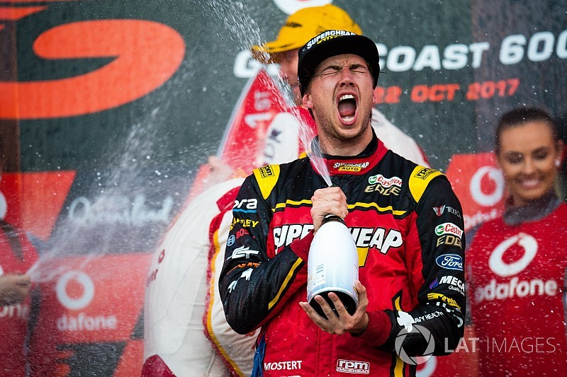 Mostert says 'mega' summer needed to fight Penske, Triple Eight