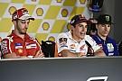 MotoGP Суперники вважають Маркеса унікальним гонщиком