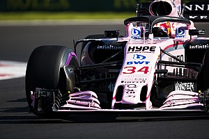 F1 Reporte de pruebas 433 giros completó Pirelli en México