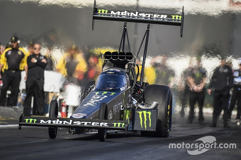 B. Force and Hight earn John Force Racing double title win