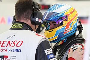 WEC Noticias de última hora Vasselon sobre Alonso en el WEC: