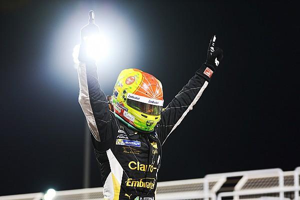 Formula V8 3.5 Gara Sakhir, Gara 1: prima vittoria di Chaves, Fittipaldi è Campione