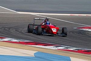 Indian Open Wheel Race report Bahrain MRF: Drugovich wins Race 1, heartbreak for Van Kalmthout