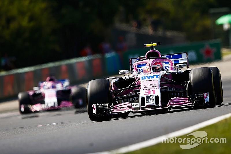 Штайнер посчитал историю с заявкой Racing Point Force India незаконченной