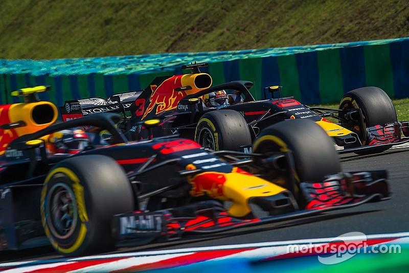 Ricciardo admite que su rendimiento en clasificación ha sido