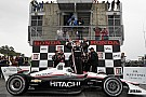 Barber IndyCar: Newgarden dominates in dry-wet race