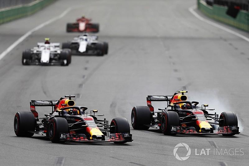 Red Bull artık Bakü benzeri durumlarda pilotlarına müdahale edecek