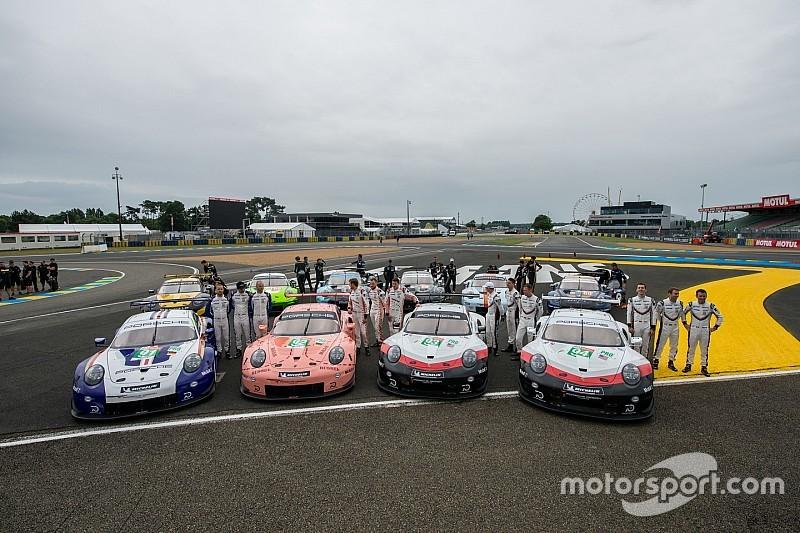 24h Le Mans 2019: Porsche greift erneut mit vier Autos an