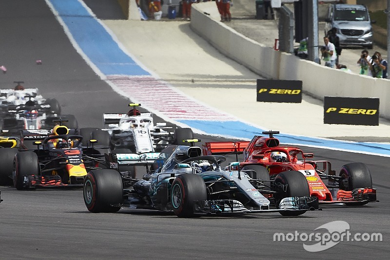 Vettel, Verstappen'in sözlerine yanıt vermiyor